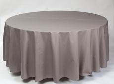 Pilka apvali staltiesė T2