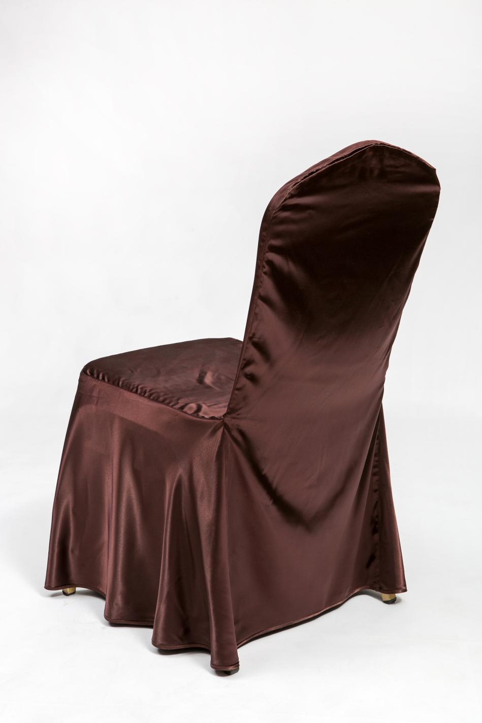 Šokolado spalvos užvalkalas